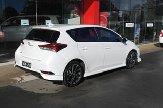 2017 Toyota Corolla ZRE182R SX S-CVT White 7 Speed Constant Variable Hatchback