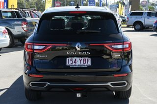 2018 Renault Koleos HZG Initiale X-tronic Black 1 Speed Constant Variable Wagon