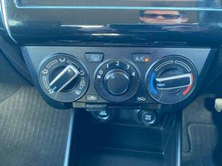 2017 Suzuki Swift AZ GL Navigator Safety Pack Black 1 Speed Constant Variable Hatchback