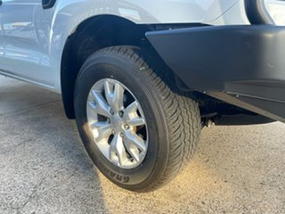 2017 Ford Ranger PX MkII MY17 Update XL 3.2 (4x4) White 6 Speed Automatic Crew Cab Chassis