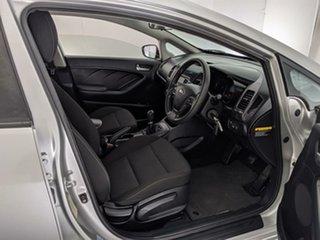 2013 Kia Cerato YD MY13 S Silver 6 Speed Manual Sedan