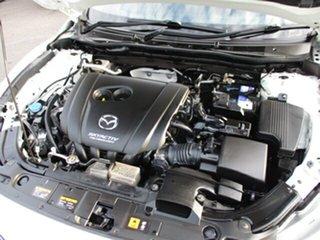 2013 Mazda 6 Touring White 4 Speed Automatic Sedan