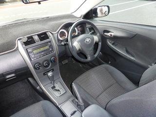 2007 Toyota Corolla ZRE152R Ascent Silver 4 Speed Automatic Sedan.