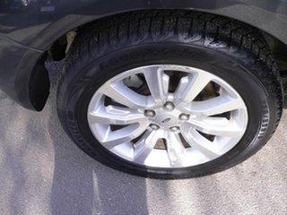 2009 Ford Territory SY Ghia Grey 4 Speed Sports Automatic Wagon