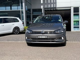 2021 Volkswagen Polo AW MY21 70TSI Trendline Grey 5 Speed Manual Hatchback.