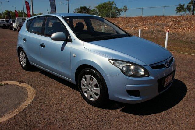 Pre-Owned Hyundai i30 FD MY10 SX Darwin, 2010 Hyundai i30 FD MY10 SX Blue 4 Speed Automatic Hatchback