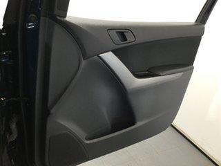 2018 Mazda BT-50 UR0YG1 XT Freestyle 4x2 Hi-Rider Black 6 Speed Sports Automatic Cab Chassis