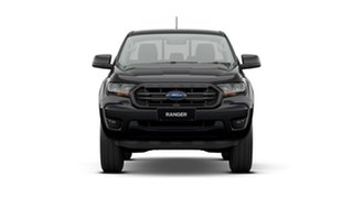 2021 Ford Ranger PX MkIII 2021.75MY XL Shadow Black 6 Speed Sports Automatic Double Cab Pick Up.