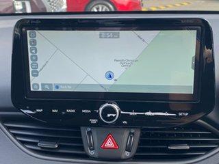 2020 Hyundai i30 PD.V4 MY21 Elite Phantom Black 6 Speed Sports Automatic Hatchback
