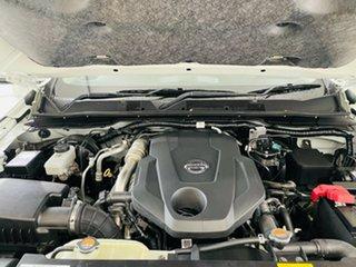 2017 Nissan Navara D23 S3 ST-X 4x2 White 7 Speed Sports Automatic Utility