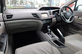 2014 Honda Civic 9th Gen Ser II MY13 Hybrid 1 Speed Constant Variable Sedan Hybrid.