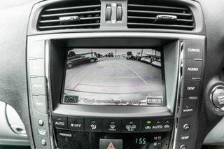 2009 Lexus IS GSE20R MY09 IS250 Prestige Grey 6 Speed Sports Automatic Sedan