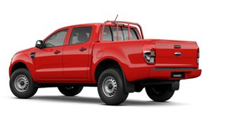 2021 Ford Ranger PX MkIII 2021.75MY XL True Red 6 Speed Sports Automatic Double Cab Pick Up