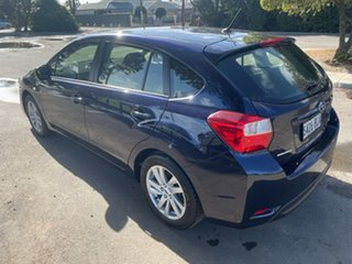 2016 Subaru Impreza G4 MY16 2.0i Lineartronic AWD Blue 6 Speed Constant Variable Hatchback