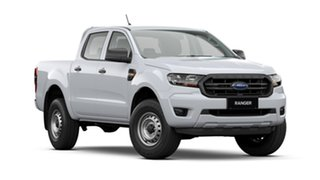 2021 Ford Ranger PX MkIII 2021.75MY XL Arctic White 10 Speed Sports Automatic Double Cab Pick Up