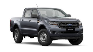 2021 Ford Ranger PX MkIII 2021.75MY XL Grey 6 Speed Sports Automatic Double Cab Pick Up