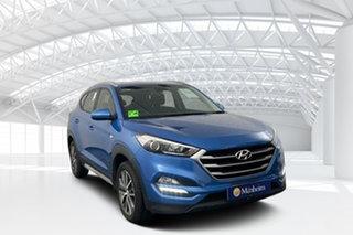 2016 Hyundai Tucson TL Active X (FWD) Ara Blue 6 Speed Automatic Wagon.