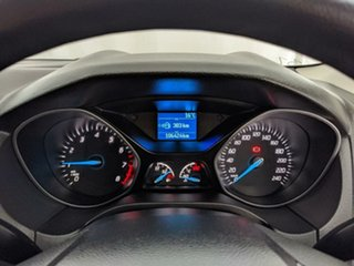 2012 Ford Focus LW MkII Ambiente White 5 Speed Manual Sedan