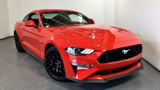 Used Ford Mustang FN 2020MY GT Elizabeth, 2020 Ford Mustang FN 2020MY GT Red 10 Speed Sports Automatic Fastback