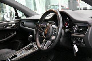 2018 Porsche Macan 95B MY18 PDK AWD White 7 Speed Sports Automatic Dual Clutch Wagon