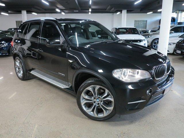 Used BMW X5 E70 MY1112 xDrive30d Steptronic Albion, 2013 BMW X5 E70 MY1112 xDrive30d Steptronic Black 8 Speed Sports Automatic Wagon