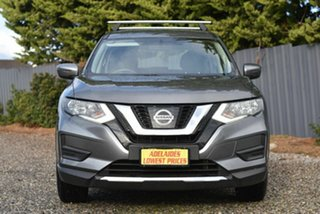 2017 Nissan X-Trail T32 ST X-tronic 4WD Grey 7 Speed Constant Variable Wagon.