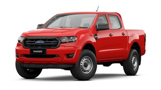 2021 Ford Ranger PX MkIII 2021.75MY XL True Red 6 Speed Sports Automatic Double Cab Pick Up.