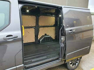2020 Ford Transit Custom VN 2020.50MY 320S (Low Roof) Sport Grey 6 Speed Automatic Van.