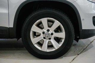 2014 Volkswagen Tiguan 5N MY14 132TSI DSG 4MOTION Pacific Silver 7 Speed
