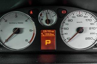 2007 Peugeot 407 ST HDi Touring White 6 Speed Sports Automatic Wagon
