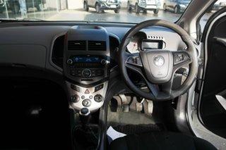 2014 Holden Barina TM MY14 CD 5 Speed Manual Sedan