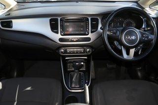 2016 Kia Rondo RP MY17 SI Clear White 6 Speed Sports Automatic Wagon