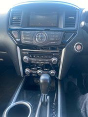 2017 Nissan Pathfinder R52 Series II MY17 ST X-tronic 2WD White 1 Speed Constant Variable Wagon