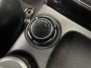 2016 Mitsubishi Triton MQ MY16 Exceed Double Cab Impulse Blue 5 Speed Sports Automatic Utility