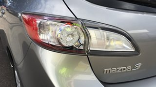2013 Mazda 3 BL10L2 MY13 SP25 Activematic Billet Silver 5 Speed Sports Automatic Hatchback