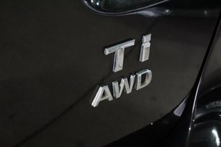 2010 Nissan Dualis J10 Series II MY2010 Ti AWD Black 6 Speed Manual Hatchback