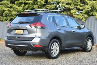 2017 Nissan X-Trail T32 ST X-tronic 4WD Grey 7 Speed Constant Variable Wagon