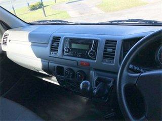 2012 Toyota HiAce TRH201R White 5 Speed Manual Van