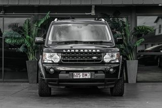 2012 Land Rover Discovery 4 Series 4 MY12 TdV6 CommandShift Black 6 Speed Sports Automatic Wagon.