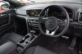 2021 Kia Sportage QL MY21 GT-Line AWD White 8 Speed Sports Automatic Wagon
