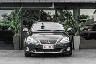2009 Lexus IS GSE20R MY09 IS250 Prestige Grey 6 Speed Sports Automatic Sedan.