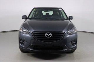 2015 Mazda CX-5 MY15 GT (4x4) Grey 6 Speed Automatic Wagon.