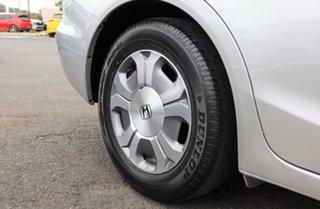 2014 Honda Civic 9th Gen Ser II MY13 Hybrid 1 Speed Constant Variable Sedan Hybrid