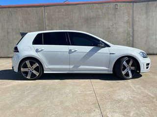2016 Volkswagen Golf VII MY16 R DSG 4MOTION White 6 Speed Sports Automatic Dual Clutch Hatchback.