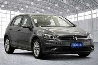 2019 Volkswagen Golf 7.5 MY19.5 110TSI Trendline 6 Speed Manual Hatchback.