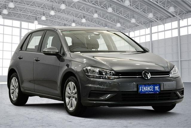 Used Volkswagen Golf 7.5 MY19.5 110TSI Trendline Victoria Park, 2019 Volkswagen Golf 7.5 MY19.5 110TSI Trendline 6 Speed Manual Hatchback