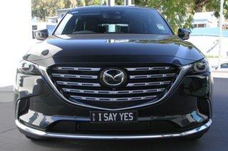 2021 Mazda CX-9 TC Azami LE SKYACTIV-Drive i-ACTIV AWD Jet Black 6 Speed Sports Automatic Wagon