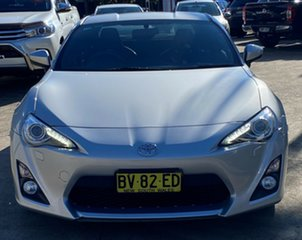 2013 Toyota 86 ZN6 GTS Sterling Silver 6 Speed Manual Coupe.