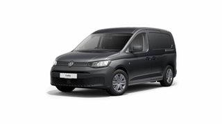 2021 Volkswagen Caddy 5 SWB Indium Grey 7 Speed Semi Auto Van.