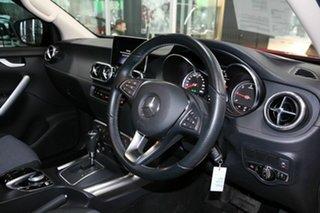 2018 Mercedes-Benz X-Class 470 X250d 4MATIC Progressive Red 7 Speed Sports Automatic Utility.